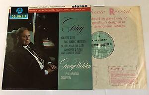 SCX 3416 Grieg Holborn Suite George Weldon Turquoise/ Silver