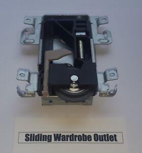 Spacepro Stanley 17-4264Y-000 TA C2-8 Sliding Wardrobe Door Wheels Runner Guide