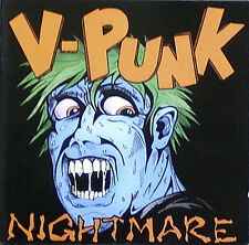 V-PUNK Nightmare CD (1997 Weser Label) neu!