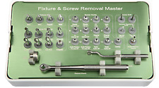 Implant Fixture & Fractured Screw Removal Kit MCT