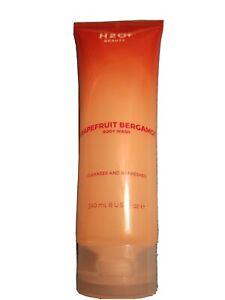 H2O+ Beauty Grapefruit Bergamot Body Wash 8 oz Full Size New