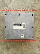 2003 03 Toyota RAV4 Engine Computer 2WD PCM ECM ECU Exchange Service 89661-42880