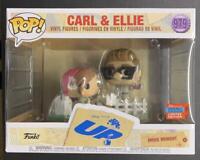 Funko Pop! Disney Pixar UP Carl And Ellie NYCC 2020