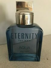 Eternity AQUA After Shave by Calvin Klein - 3.4 Fl Oz - New without box