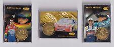 ^1997 Pinnacle COIN & CARD #2 Jeff Gordon BV$8! You get COIN & CARD