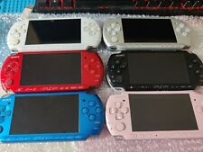 Excellent Mint PlayStation Portable PSP 1000 2000 3000 3001 Console w MemoryCard
