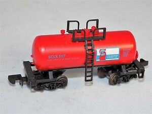 N Scale Atlas 32441 Beer Can Tank Standard Chemical SCLX 506 Freight Car