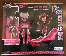 Monster High Draculaura Powder Room  2011 Doll & Accessories,Brand New In Box