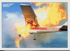 James Bond Archives 2015 Goldeneye Chase Card #77