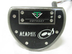 """Used RH Odyssey Toulon Memphis 35"""" Putter With Headcover"""