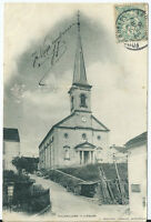 CPA-70 - AILLEVILLERS - L'Eglise