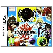 Nintendo DS Region Bakugan Battle Brawers