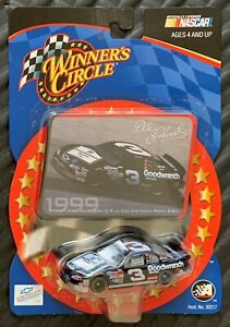 Winner's Circle 1999 Dale Earnhardt #3 Goodwrench 1:64 Die Cast - New!!