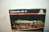 MAQUETTE LOCOMOTIVE BR 41 NEUF ITALERI 1/87  MODEL KIT LOCO/LOKOMOTIVE TRAIN HO