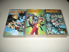 VHS EROTIC KO CENTURY BEAST COMPLETO ANIME INEDITO DVD DYNAMIC NO YAMATO HENTAI