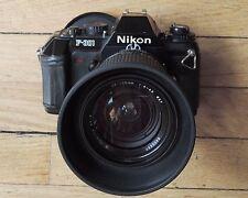 Nikon F-301 + 28-135 1 : 4-4.6 Tokina ATX