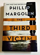 The Third Victim by Phillip Margolin (2018, Hardcover, First Edition)