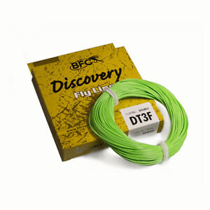 BFC Discovery Floating Weight Forward 100ft DT3F Fly Line