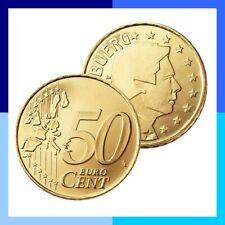 Ek // 50 Cent Luxembourg # Pièce Nueve : Sélectionnez une Année :