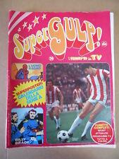 SUPERGULP Fumetti in TV n°20 1978 L' Uomo Ragno Nick Carter + Poster A  [G254A]