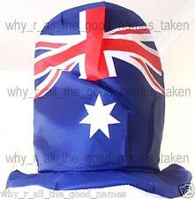 Celebrate Australia Day Aussie Flag Design TOP HAT Kids Beach / Pool Costume Fun