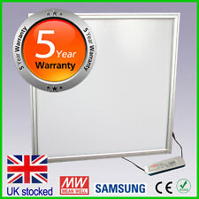 LED Light Panel 595mm x 595mm Meanwell Driver 5 year warranty  Normal White UK