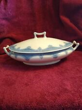 """J & G MEAKIN IPSWICH  11 1/2"""" OVAL COVERED VEGETABLE"""