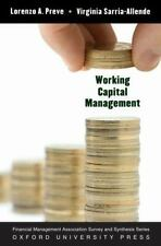 Working Capital Management (Financial Management Association Survey and Synthesi