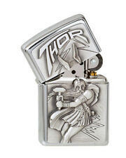 ZIPPO Feuerzeug Viking Thor Wikinger Emblem
