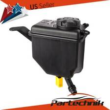 COOLANT RESERVOIR OVERFLOW EXPANSION TANK with CAP for BMW E60 w/o Level sensor