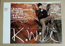 K.WILL - I need you / 3rd  mini album /   OFFICIAL POSTER *HARD TUBE CASE*