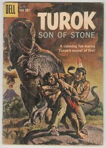 Turok Son of Stone #18 December 1959 VG