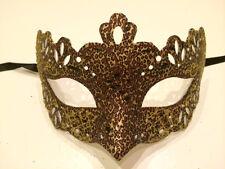 Leopard Venetian Masquerade Costume Ball Prom Dance Party Wedding Mask Unisex