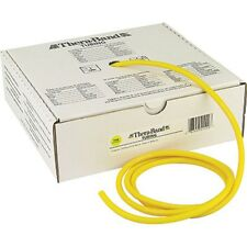 Thera-band Yellow Tube By The Foot Theraband Resistance Band Yoga AUTHENTIC