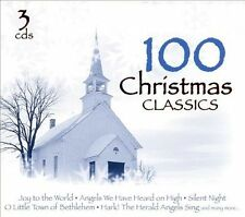 100 Christmas Classics by Steven Anderson CD Sep-2005, 3 Discs