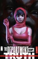 Department of Truth #5 Will Jack Exclusive Variant SOLD OUT LIMITED 400 COPIES!