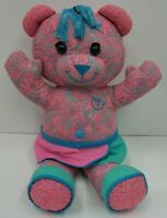 Doodle Bear Write On Washable Teddy Bear Stuffed Plush Toy EUC 1994/2005
