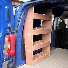 PEUGEOT Partner Van PASSO CORTO Scaffalature di stoccaggio Scaffalature scaffali Strumento in compensato multistrato Rack