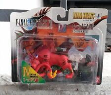 Red XIII Final Fantasy VII 7 Extra Knights Action Figure By Bandai - New!