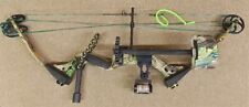 "Darton Archery Ranger III  Compound Bow Set 17-28"" 15-45# RH Hardwoods Camo"