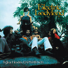 The Jimi Hendrix Experience - Electric Ladyland  - 3CD/Blu-ray Box- Out Now