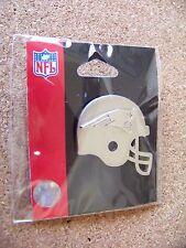 New England Patriots logo on helmet pin