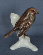 Nr.2) GOEBEL Vogel Figur Rotkehlchen