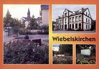 66540 Wiebelskirchen (Neunkirchen / Saar) - Ortsmitte - Wibilo-Haus - Denkmal