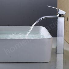 Robinet d'évier de lavabo Haut de gamme Mitigeur Chrome Cuisine de salle de Bain
