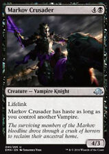 MTG 2x MARKOV CRUSADER - CROCIATO MARKOV - EMN - MAGIC