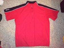 Schwinn Mens Red Cycling Jersey *M*