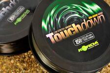 Korda Touchdown 0 40mm 15lb grün Green 1000m Schnur Karpfen schnell Sinkend