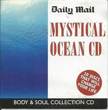 BODY & SOUL - MYSTICAL OCEAN CD - DAILY MAIL PROMO CD