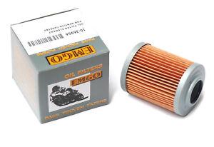 TMP Filtre à huile, Oil filter, EMGO, OEM:0256187, BOMBARDIER Outlander 400 Max